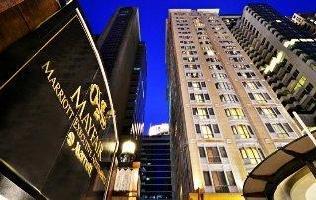Hotel Marriott Executive Apartments Mayfair Bangkok