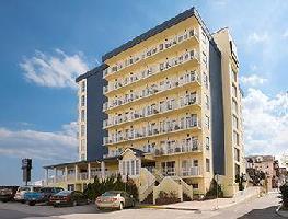Hotel Howard Johnson Plaza  - Ocean City Oceanfront